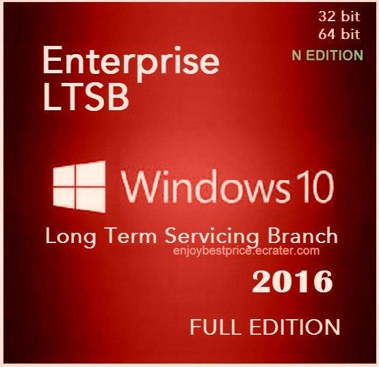 windows 10 enterprise vs enterprise n