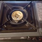 Glowmaster Portable Butane Gas Stove Model GM1200 with Carrying Case