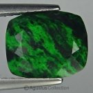 3.29 cts Green Maw-Sit-Sit Cushion Facet-cut Natural Gemstone Burma