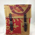 VIVIENNE WESTWOOD RARE ETHICAL FASHION TWO BUCKLE KENYA BAG SMALL LTD EDITION