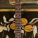 Daisy Rock Retro-H Blue sparkle Stylish Semi Hollow Type Guitar # 205061871