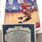 "1990 Upper Deck Limited Edition Michael Jordan  Bulls ""Taken it Higher"" Plate"