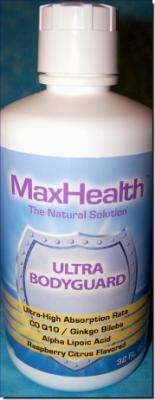Ultra BodyGuard - Antioxidant Solution - Free Shipping