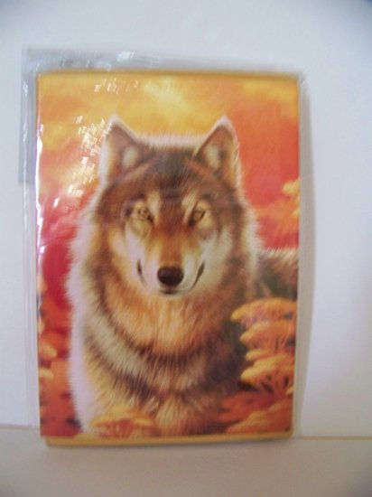 The Perfect Package Golden Grey Wolf card and paper set