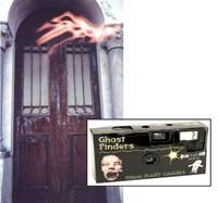 Ghost Hunters 35mm disposable Camera