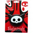 Skelanimals Kit the Cat Lip Gloss mirrored compact