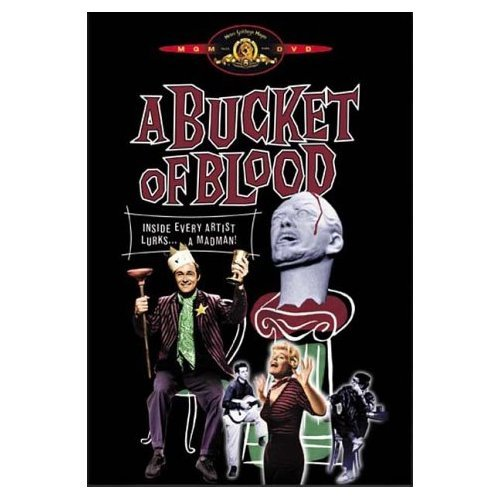 A Bucket of Blood DVD 1959 Roger Corman Classic!!!