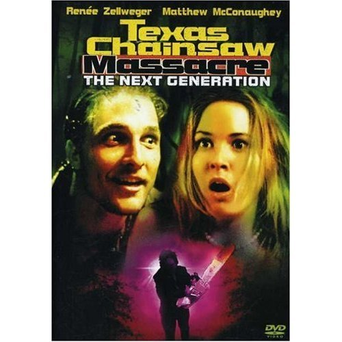 Texas Chainsaw Massacre The Next Generation DVD (2003)