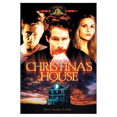 Christina's House DVD (2001)