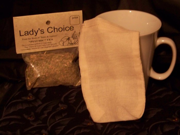 Lady's Choice Psychic Tea with FREE GIFT