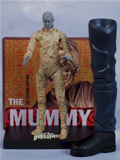 Universal Monsters Series 1 Boris Karloff The Mummy Figure
