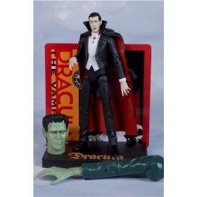 Universal Monsters Series 1 Bela Lugosi Dracula Figure