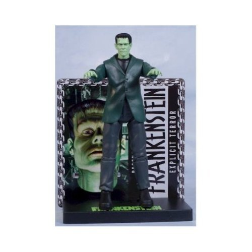 Universal Monsters Series 1 Boris Karloff Frankenstein Figure