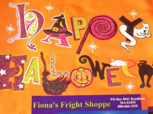 Happy Halloween Sparkle Orange Toddler 18 Months Sweatshirt Witch Cat Pumpkins Ghost and More!