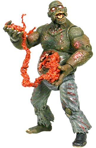 Attack of the Living Dead Series1 Earl Color Strain Phase I Mezco Zombie figure SLASHED 40%