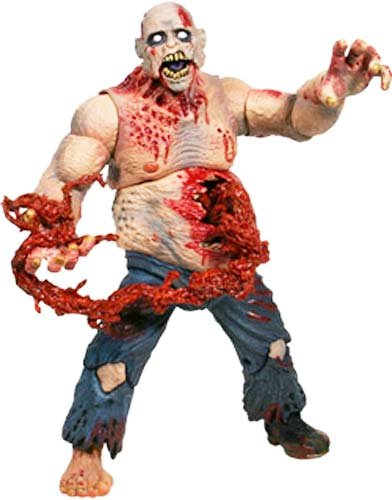 Attack of the Living Dead Series1 Earl Pale Strain Phase I Mezco Zombie figure SLASHED 40%