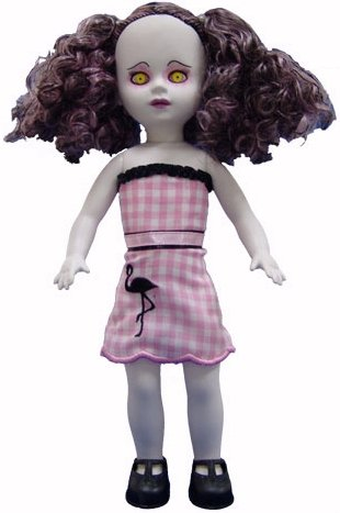 Living Dead Dolls Series 15 VaRIanT fLAminGO