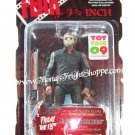 "Mezco Toy Fair 09 EXCLUSIVE 3.75"" Jason Voorhees w/ Glow in the dark mask Friday the 13th"