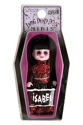 Mini Isabel Living Dead Dolls Mezco