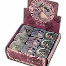 Nene Thomas Lip Gloss in Mini Tin Set of Three Fairies Faery