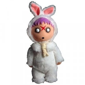 Creepy Cuddlers Eggzorcist Living Dead Dolls Plush Series 1