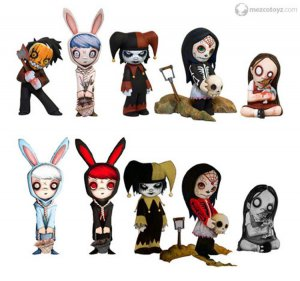 Living Dead Dolls Collectible 2in PVC Blind Box
