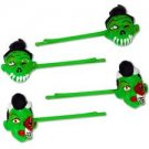 Too Fast Brand Mr. and Mrs. Zombie hair pins