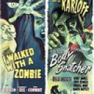 I Walked With a Zombie/The Body Snatcher DVD  Bela Lugosi