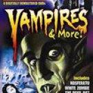 Vampires & More! - 20 Movie Pack (DVD, 2006, 4-Disc Set)