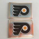 2 Philadelphia Flyers 1995/96 PANINI Team Logo Foil Hockey Sticker Cards # 120