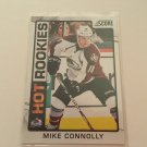 Mike Connolly 2012/13 Score Panini Colorado Avalanche Rookie RC Hockey Card #506
