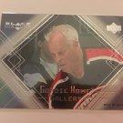 Gordie Howe 2000/01 Black Diamond Detroit Red Wings Gordie Howe Gallery Insert Hockey Card #GH1