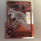 Carey Price 2014/15 Montreal Canadiens O-Pee-Chee Platnium Hockey Card #76