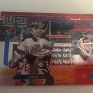 Martin Brodeur 1999/00 Upperdeck New Jersey Devils Ultimate Defense INSERT Hockey Card #UD-9