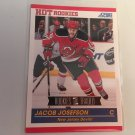 Jacob Josefson 2011/12 Score Rookie and Traded Rookie RC New Jersey Devils Hockey Card #627