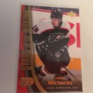 Mike Richards 2005/06 Upperdeck Phildelphia Flyers Stars In The Making Rookie RC Hockey Card #SM12