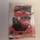 Scott Laughton 2013/14 Panini Prism Phildelphia Flyers Rookie RC Hockey Card #233