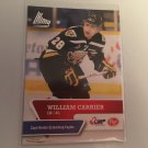William Carrier 2012/13 POST Cereal Cape Breton Screaming Eagles Rookie RC Hockey Card