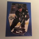 Mark Messier 1998/99 Upperdeck Vancouver Canucks Starquest BLUE INSERT Hockey Card # SQ29