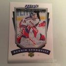 Henrik Lundqvist 2006/07 Upperdeck MVP New York Rangers Hockey Card # 196