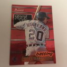 Chris Wakeland 2000 Bowman Detroit Tigers Tool Time INSERT Baseball Card # TT3