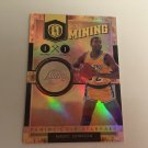 Magic Johnson 2010/11 LA Lakers Gold Mining INSERT Basketball Card # 5 Serial #'d /299
