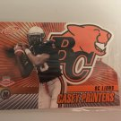 Casey Printers 2003 BC LIONS GOLD Rookie RC CFL Football Card # 8 Serial #'/175