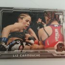 Liz Carmouche 2014 Topps Woman's MMA UFC Card #119