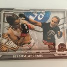 Jessica Andrade 2014 Topps Woman's MMA UFC Card #9