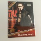Sting 2010 TriStar TNA New Era WWE Wrestling Card #85 Serial #'d 06/30