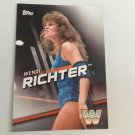 Wendi Richter 2016 Topps Woman's Diva Revolution WWE Wrestling Card #1