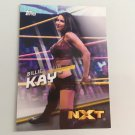 Billie Kay 2016 Topps Woman's Diva Revolution WWE Wrestling Card #40