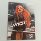 Becky Lynch 2016 Topps Woman's Diva Revolution WWE Wrestling Card #16
