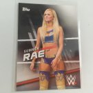 Summer Rae 2016 Topps Woman's Diva Revolution WWE Wrestling Card #35